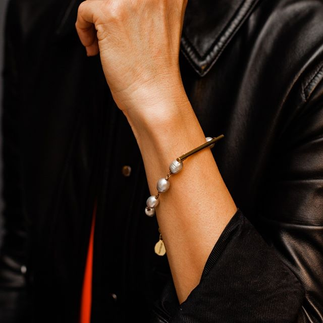 Jewelry is the easiest way to make a statement. It can be bold, or it can be sim