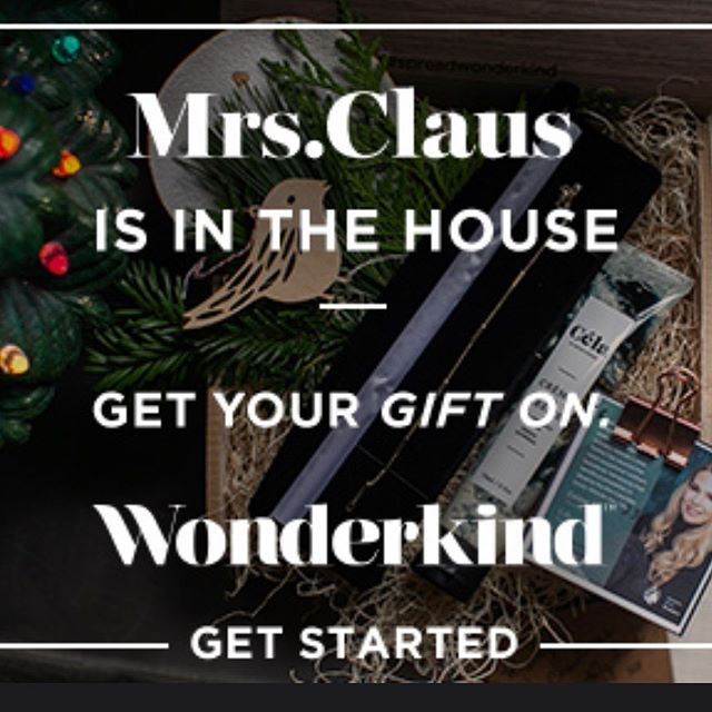 Unique, one of a Wonderkind gifts to your your door! Made in Canada products, ov